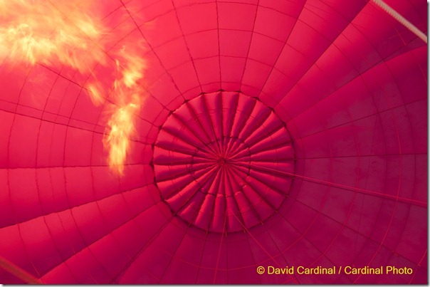 Hot-air Balloon being inflated in Bagan, Myanmar from our recent Southeast Asia Photo Safari