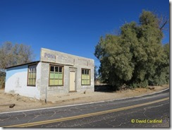 Historic building in the Mojave National Reserve, taken with a Canon PowerShot S100
