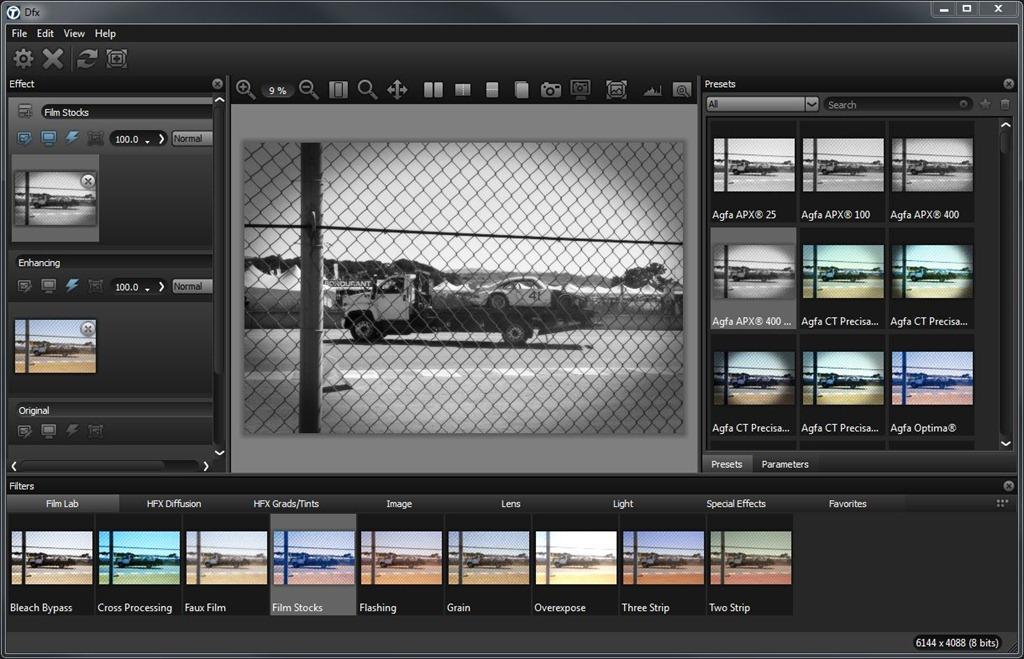 Tiffen Dfx v3: World's leader in film filters goes digital ...