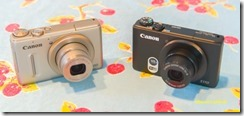 canon powershot s100 and canon powershot s110 side by side comparison
