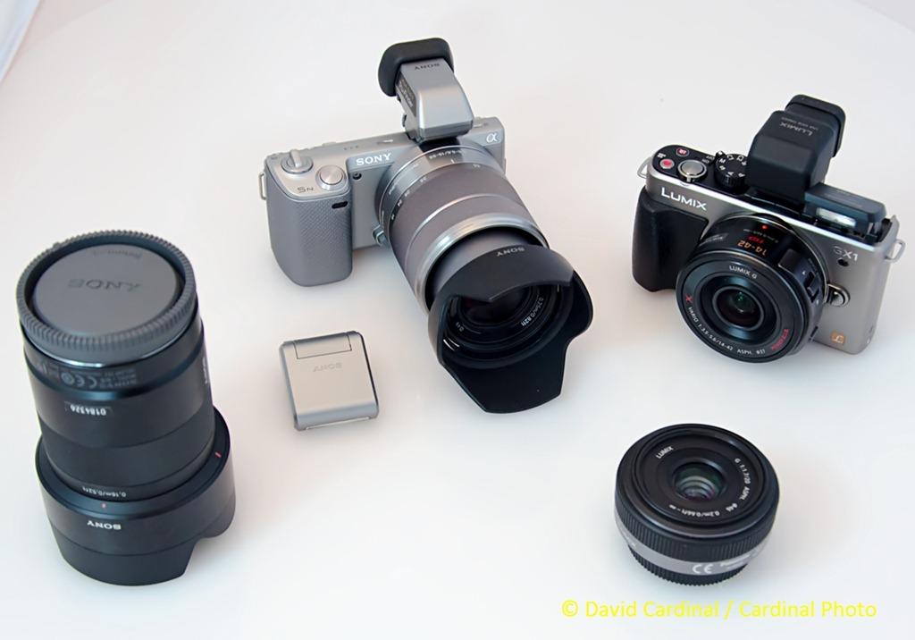 Apa itu kamera mirroless dan apa saja kamera mirrorless yang bagus??