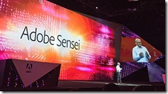 Adobe Sensei uses AI technology to enhance images -- small version