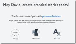 Branding options